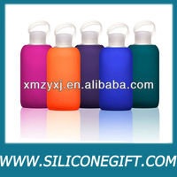 silicone glass bottle wrap