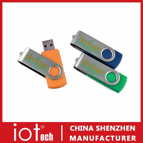 High Quality Promotional Gifts U Disk USB Flash Pen Drive