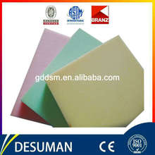 Heat Resistant acoustic fibreglass foam with a Class A fire rating