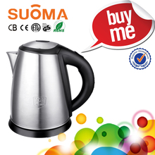 1.8L Cooking pour over coffee auto shut off switching big capacity best price rated water cordless electric plastic kettle