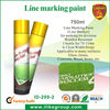 lawn grass Line Marking Spray Paint manufacturer
