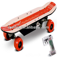hot sale 4-wheeled adult electric skateboard