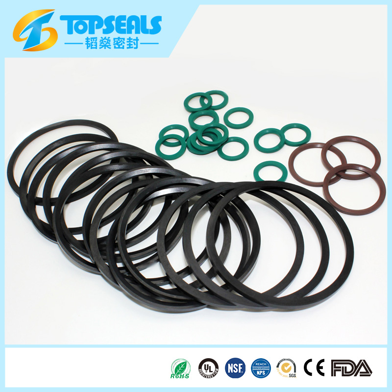 ED type rubber washer for mechanical sealing
