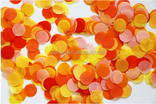 High Quality Custom Party Popper Tissue Paper Confetti