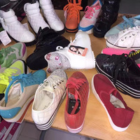 2016 Cheap Vulcanized Canvas Shoes Stock