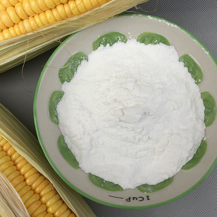 edible dry modified waxy maize starch