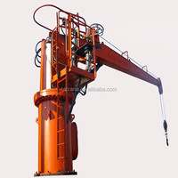 hydraulic crane feature marine crane