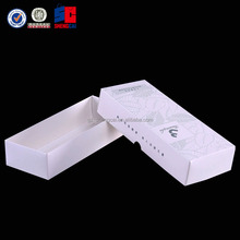 Wholesales custom two pieces paper gift box lid and base packaging box