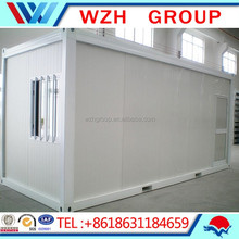 Mobile Prefab Steel Frame Carport china manufacture