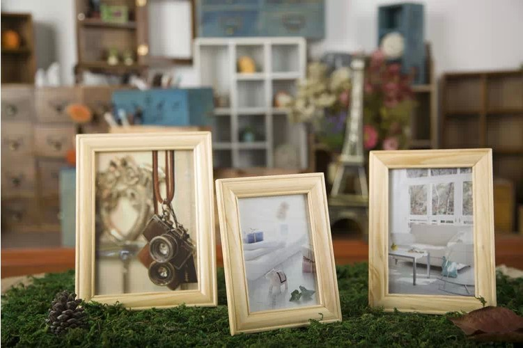 Hot selling free photo put your picture in a frame