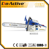 "CE approved 2016 hot selling model chain saw cutting 5500 with 20""' bar"