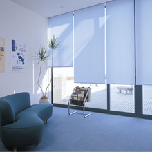 new style roller blinds curtains for livingroom