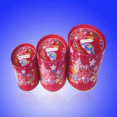 CNY candy holding tin set