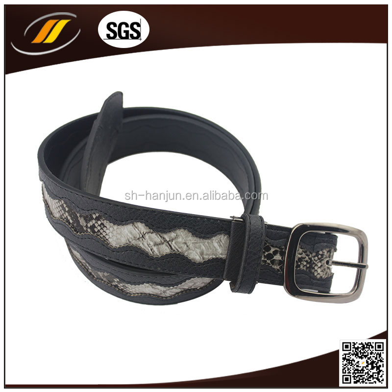 Famous Brand Leather Belt for Men, European Belts, Latest Design Belt