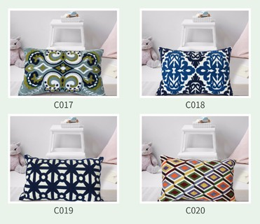 cushion cover 18 inch square pillow seat cushion for chair