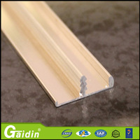 Luxurious Appearance Aluminum High Quality Wood
