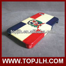 3D printing mobile phone casing for iPhone 5 with customized 3D image