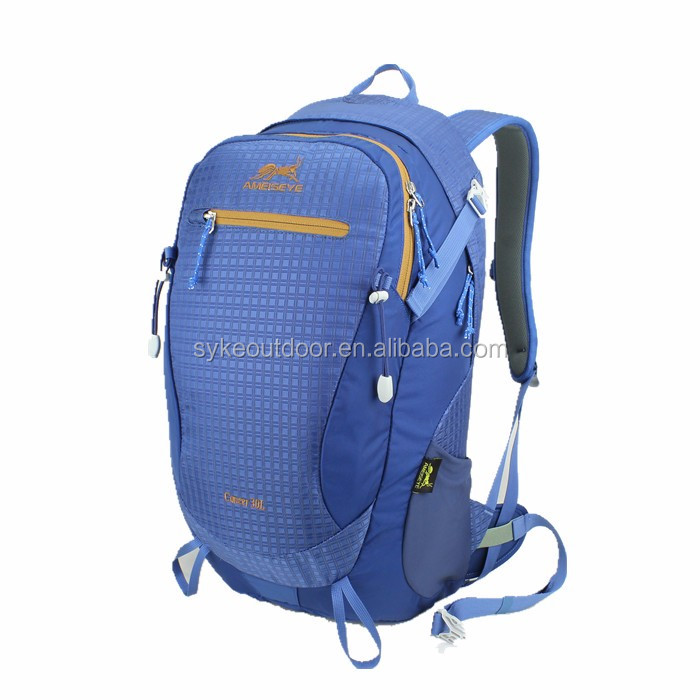 2016 Lightweight Trolley Bag & Backpack 30L Cycling Rucksack Girls Backpacks
