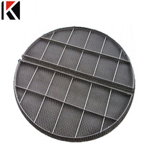 304 Knitted Stainless Steel Mesh Wire Mesh Demister copper filter mist eliminator