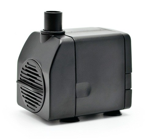 120V Submersible Water Fountain Pump With LED Lights