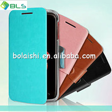 mobile phone case for lenovo s820t for lenovo s820 leather case