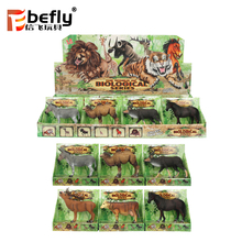 Simulations wildlife camel donkey plastic forest animal for decoration