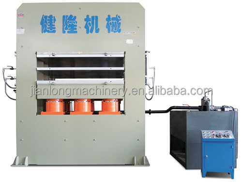 hot vacuum press laminating machine/wood hot press machine/harga mesin hot press
