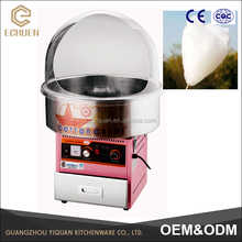 New Electric Cotton Candy Machine Commercial Floss Maker Snack Machine