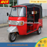 3 wheel tuk tuk bajaj india with good quality
