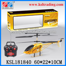 3ch large scale rc helicopters sale with tail blades, charger and a screwdriver