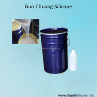 China supplier rtv liquid silicone rubber mold making material
