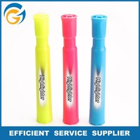 Cute Fruit Color Pink Highlighter Pen