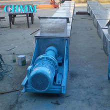 Top Quality Helical Spiral Rotation Shaft Or Shaftless Coal Ash Heated Screw Conveyor