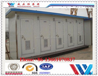 2015 Hot new products Prefabricated Toilet Container/Portable Toilet price/Container Toilet from Chinese exporter