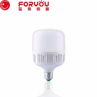 Wholesale cheap white plastic T80 25w light pc led bulb spare parts