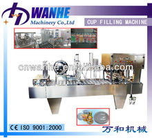 wanhe-6 Ice Cream Cup Filling Machine