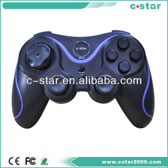2018 Wireless Smart Game <strong>Controller</strong> Factory Wholesale For PS3/PC
