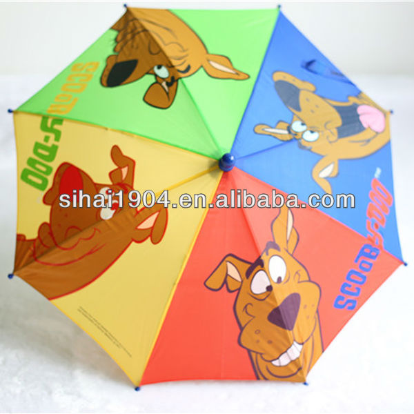 2014 hot sale cute brand for high quality small umbrella toy