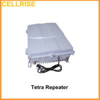 High Power High Gain 350MHz 400MHz Tetra repeater/Signal Booster/Amplifier
