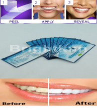 Professional Crest 3D teeth White strips Best Effect Teeth Whitening Strips
