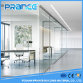 Innovation development series of glass partition wall in the aluminum box office partition wall