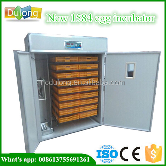 Best quality guarantee hatching basket + egg tray incubator for quail eggs