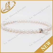 near round can make large holes freshwater cultured loose pearl strand