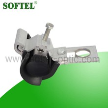 Made in China Russian type quick clamp for self supporting aerial cable