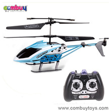 Children infrared toy rc 3.5-channel metal series helicopter