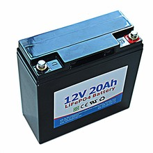 The latest and most practical lithium ion 12v 5aH solid state battery Vehicle storage battery