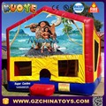 moana banner castle moana bounce slide combo jumping castle with price