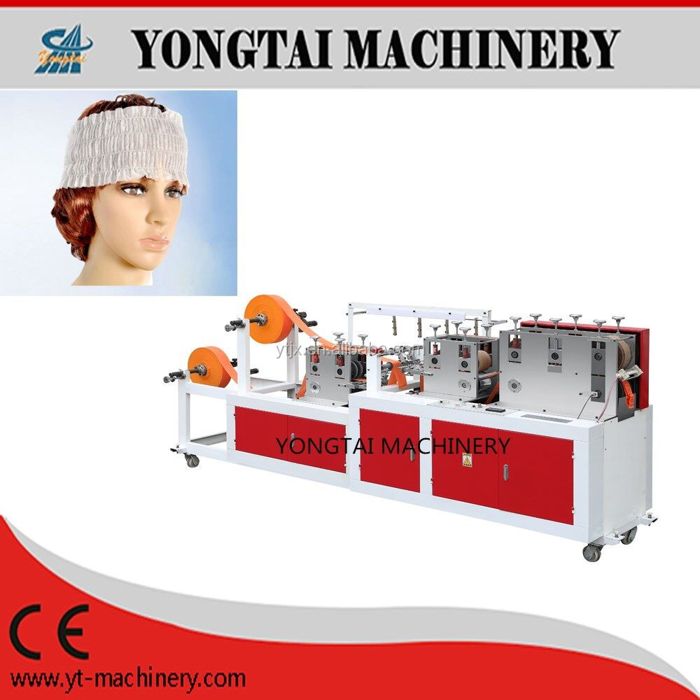 Disposable non woven Hair ribbon making machine