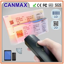 New 2D android Bluetooth barcode scanner for smartphone ios