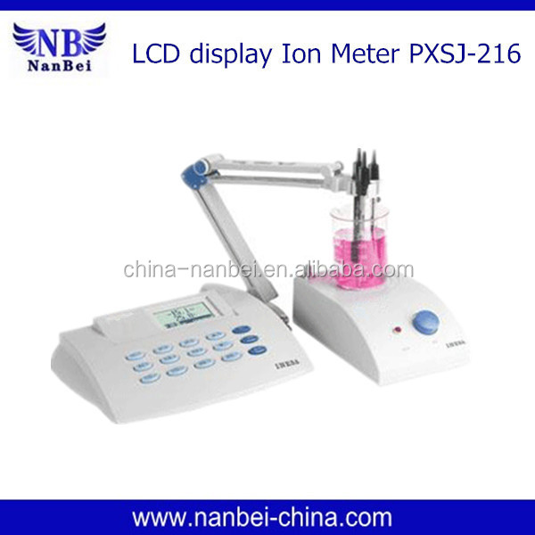CE approved Multiparameter Calcium Ion Concentration Meter